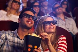 Event Watching 3d Movie 179549132