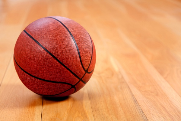 Sports Basketball On Wooden Court 60851746 25